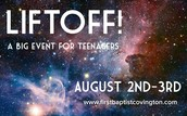 LIFTOFF 2014