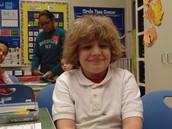 John Garron - Fifth Grade