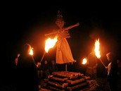 The Burning of The Witches