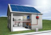 Contamos con equipos solares para lugares remotos donde no hay red eléctrica o simplemente si no quiere pagar mas luz de CFE.