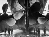 Propellar of the Titanic