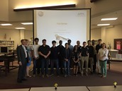 Engineering Students Earn Perfect Scores