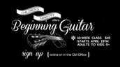 Guitar classes  near you