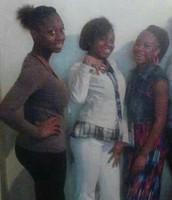 Carissa, Charla, & I