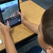 4th Grade National Parks Projects