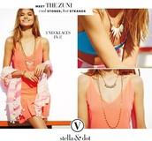 Zuni Necklace Reg $98 -25% sale $74