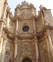 Puetra Barroca Catedral Valencia