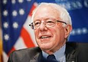 2) Bernie Sanders