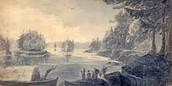 Paintings painted by Elizabeth Simcoe