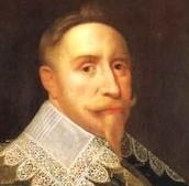 King Gustavus Adolphis.
