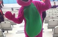 Barney the Motivator