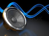 Music uses vibrations for different sounds.