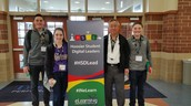 Dr. Ho & Students Attend HSD Leaders tech conference