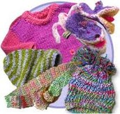 Knit or crochet clothing