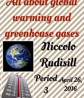 All About Global Warming and Greenhouse Gases