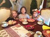 Olivia, Sia, & Alexa