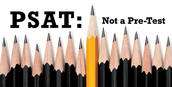 PSAT/NMSQT (Preliminary SAT/National Merit Scholarship Qualifying Test)