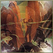 Song of the Towers- Aaron Douglas