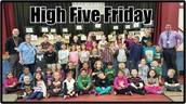 High Five Friday Winners
