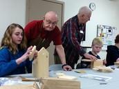 Constructing Birdhouses