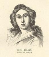 Who was Luisa Roldán?