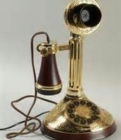 The old telephone