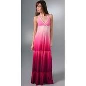 Gradation Dress