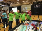 FLL Mindstorm Masters Anchorage Competition