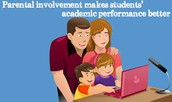 Parents can help child succeed!