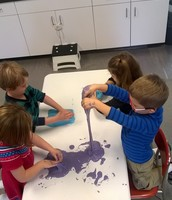 Frozen Slime Play