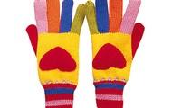 Kinted Heart Gloves