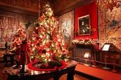 Me gusta escuchar música navidad.