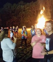 Great Time at the Bonfire!