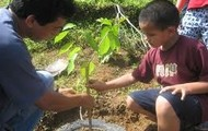 teach children in the love of nature.