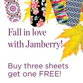 JT Independent Jamberry Sales Consultant