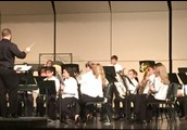 Symphonic Band at Contest