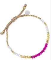 Pink Foundation Bracelet