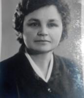 Моя прабабуся Олена Вікторівна в молодості