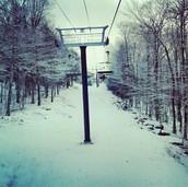 Me gusta la nieva