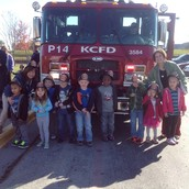 A.M. Firefighter Visit