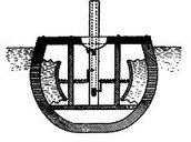 William Bourne's design for a submarine