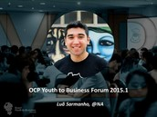Resultado da postulação para OCP do Youth to Business Forum 2015.1!