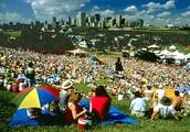 Folk Musique Fesitval de Edmonton