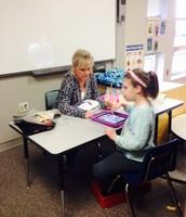 Eddins Elementary--Amanda Demming's Classroom