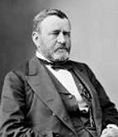 Ulysses S. Grant  , 18th U.S. President