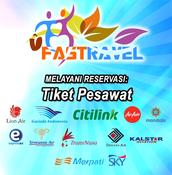 Fastravel.co.id - PUSAT TIKET TERLENGKAP DAN TERMURAH