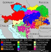 Hungary's ethnic groups