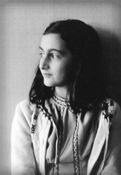Short Biography of Anne Frank