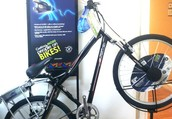 Our Shop sell the best electric bicycles in town