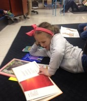 2nd grade Reading in Action